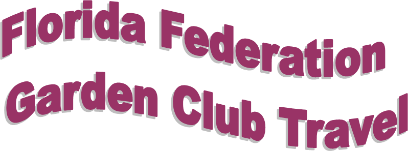 Florida Federation Garden Club Travel